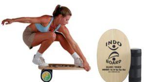 Indo Board vežbanje