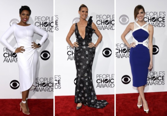 People's Choice Awards – moda sa crvenog tepiha