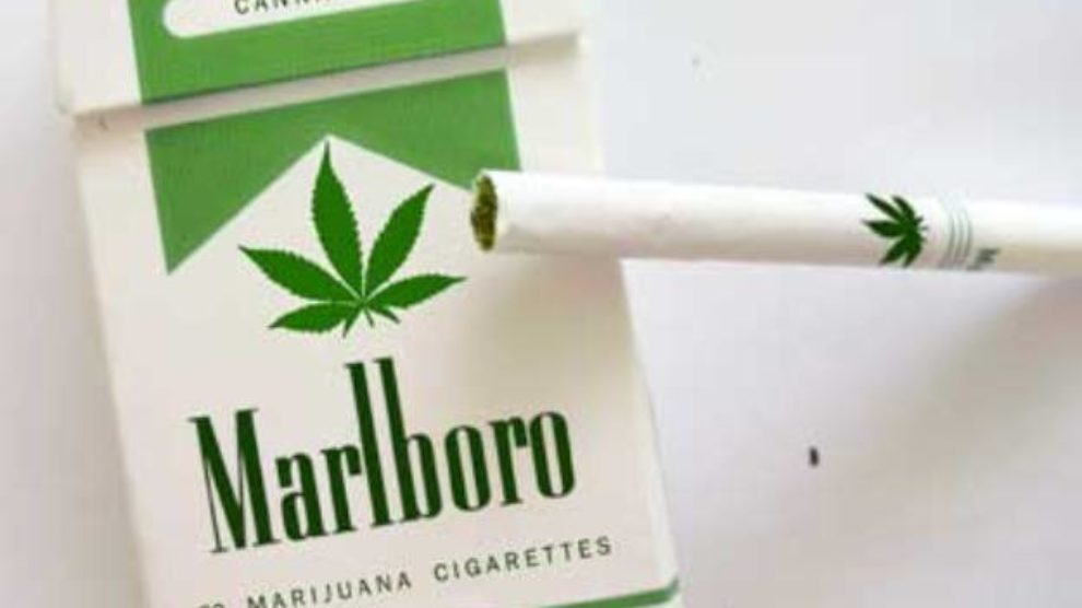 Prve cigarete sa marihuanom!