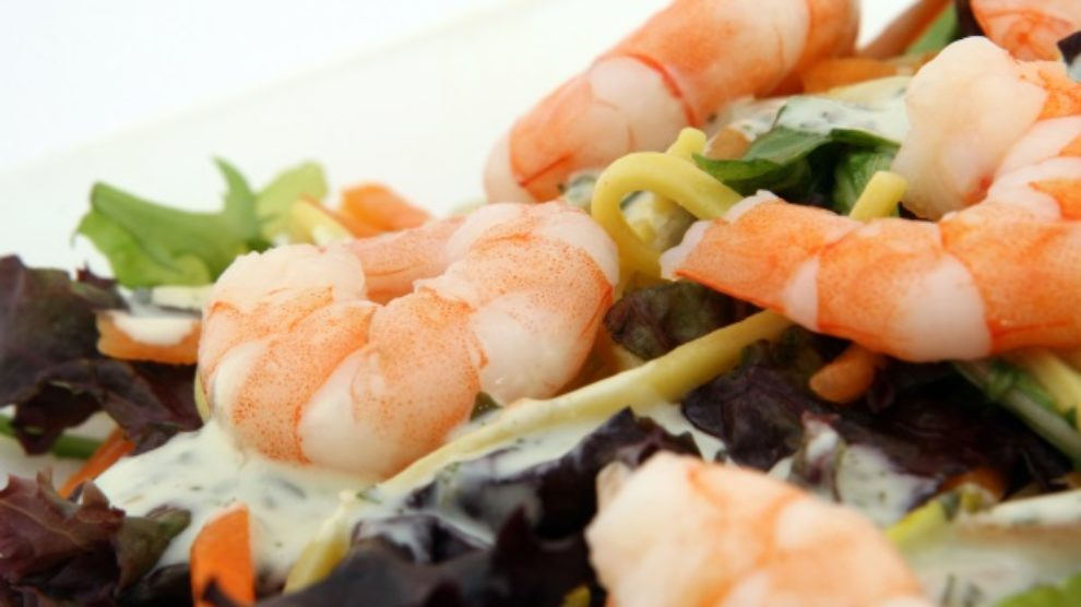 Rižoto sa morskim plodovima