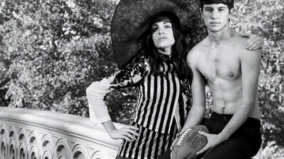 Transrodni modeli u Barneys New York prolećnoj kampanji!