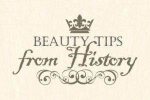 Trikovi za lepotu iz prošlosti