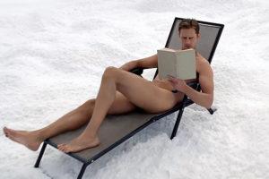 Alexander Skarsgard ponovo go na Severnom polu!