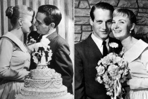 Ljubavna pisma: Paul Newman na dan venčanja