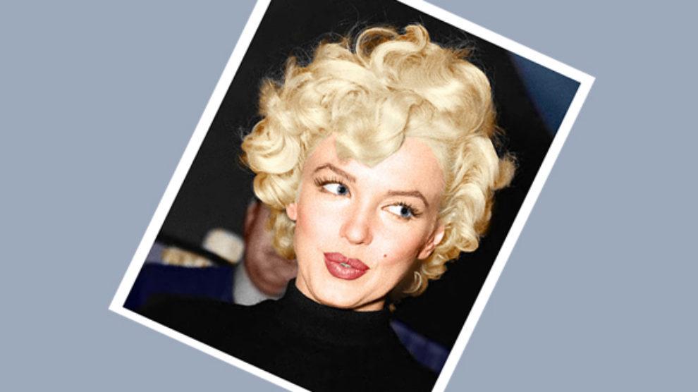 Napravite frizuru kao Marilyn Monroe