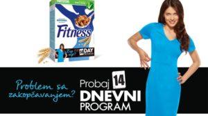 Povratak uravnoteženoj ishrani uz Nestlé FITNESS Zip up žitarice