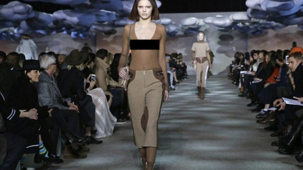 Razgolićena Kendall Jenner na NY nedelji mode!