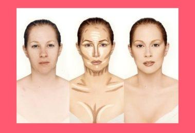 Senčenje lica – osnove