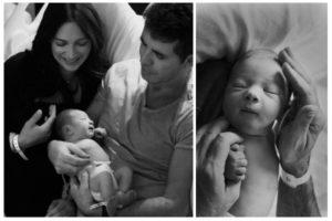 Simon Cowell ponosno predstavio sina!