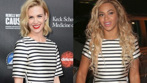 Beyonce vs January ko nosi bolje?