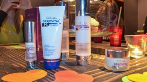 Gerovital Beauty event