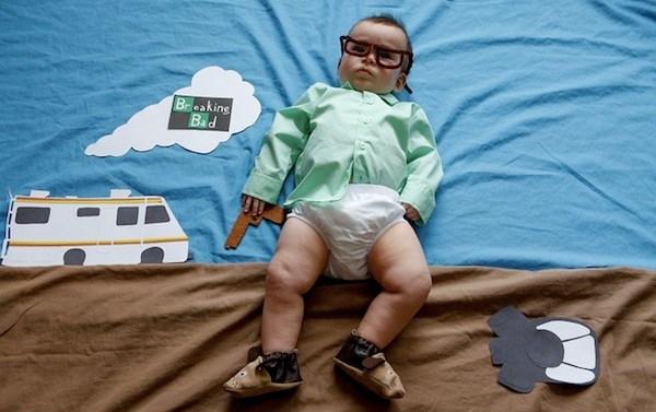 Obuci bebu u poznate TV likove!