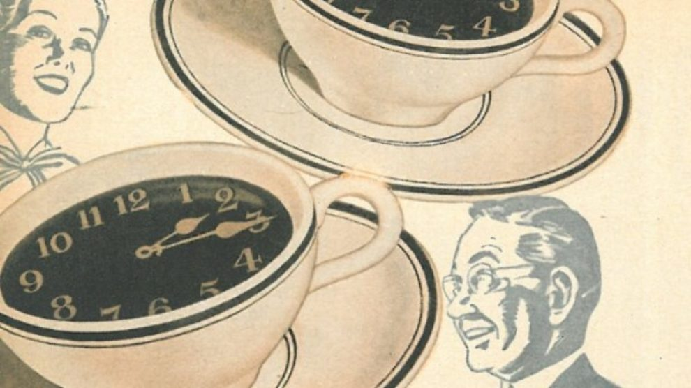 Reklama za kafu iz 1945. godine!