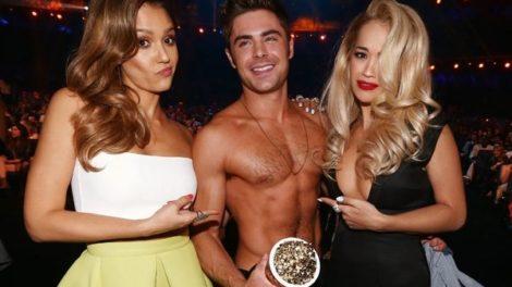 2014 MTV Movie Awards moda sa crvenog tepiha