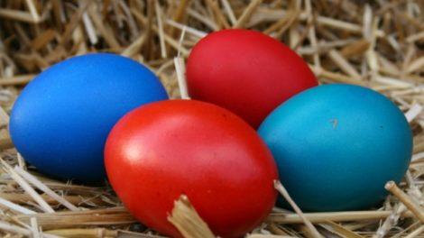 6 ideja za farbanje uskršnjih jaja