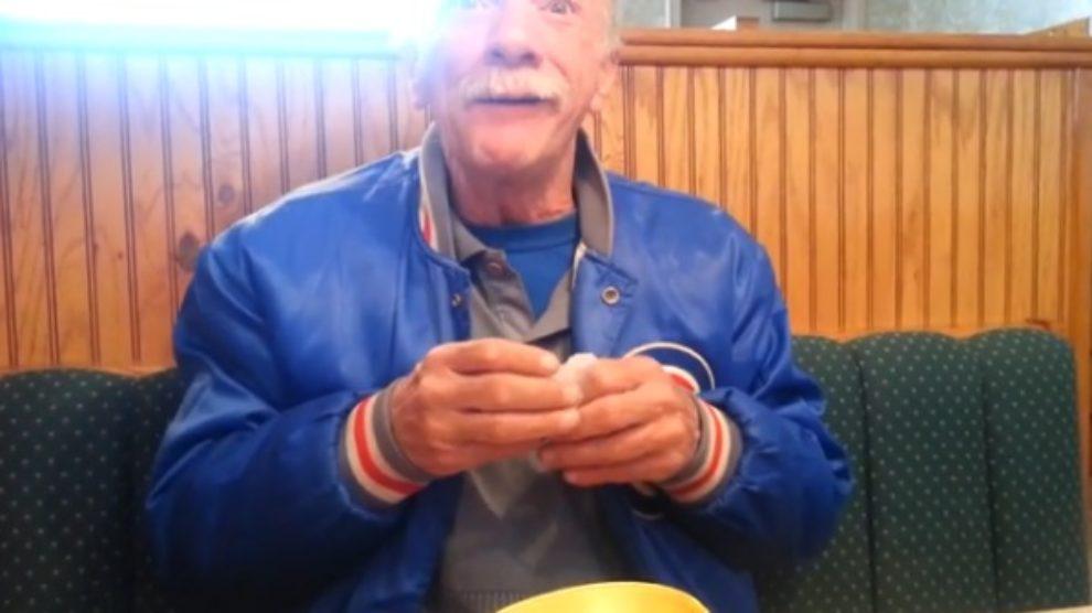 Najsrećniji deda na svetu!