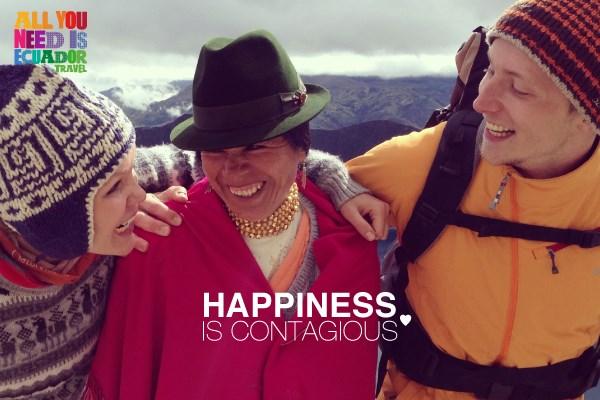 Turistička kampanja na društvenim mrežama #AllYouNeedIsEcuador!