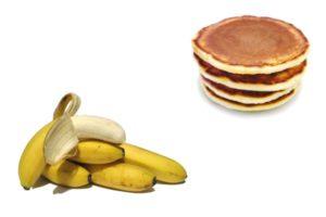 Banana palačinke