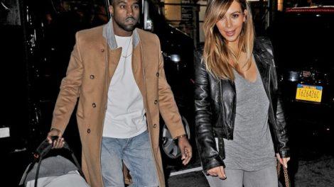 Cosmopolitan objavio fotku lažnih Kim, Kanyea i North!