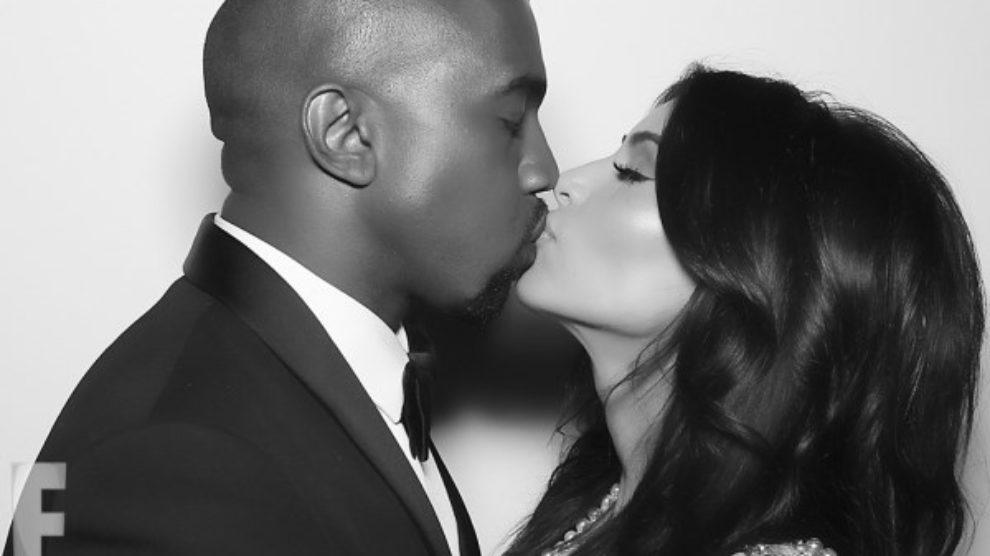 Prve slike sa venčanja Kim Kardashian i Kanye Westa!