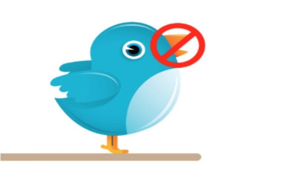 Twitter testira mute funkciju!