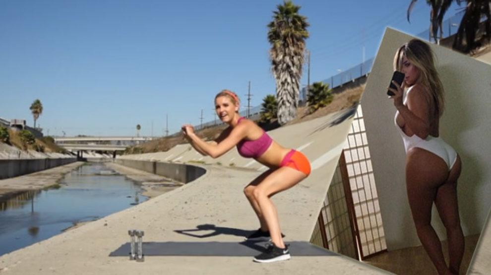 Vežbe za guzu poput Kim Kardashian! [VIDEO]