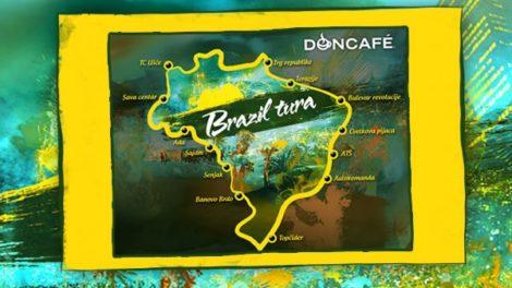 Doncafé Brazilizacija za dame tokom SP u fudbalu