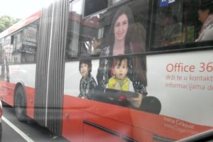 Lov na Office 365 autobus!