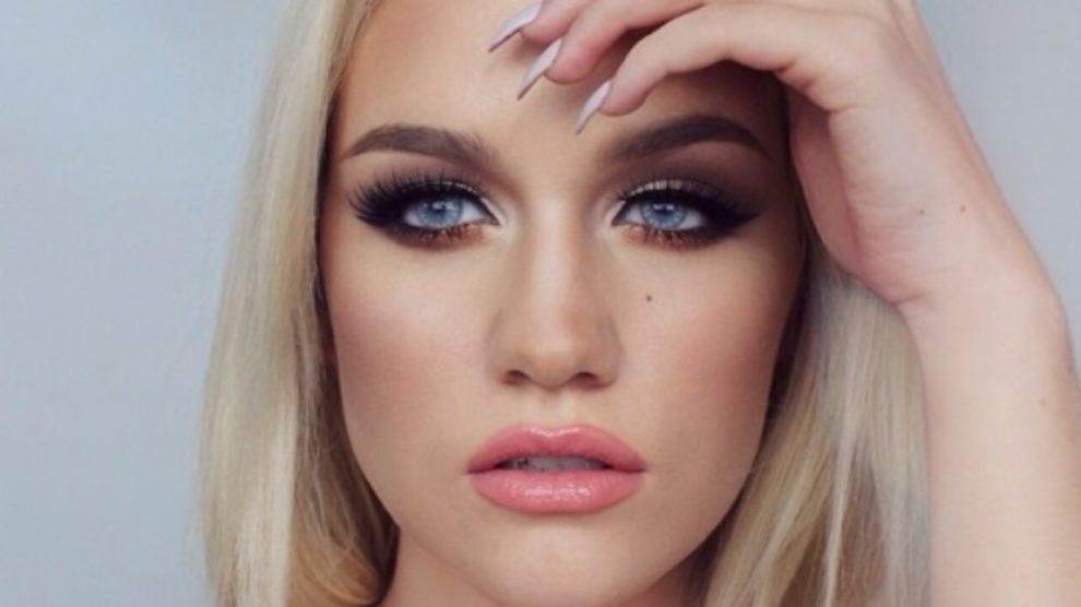 Umetnost šminkanja: Samantha Ravndahl