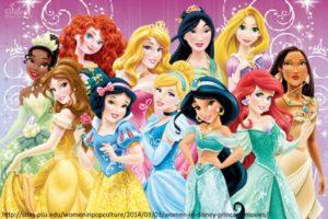 Dizni princeze u borbi protiv nasilja nad ženama!