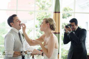 Reakcija mladoženje na venčanju