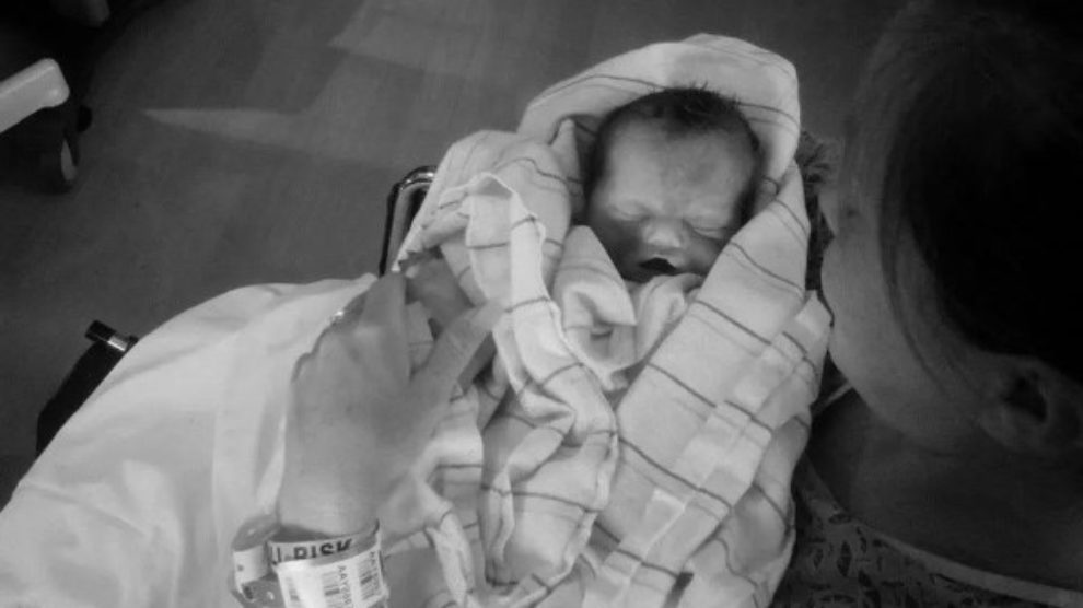 Neobičan način opraštanja od mrtvorođene bebe