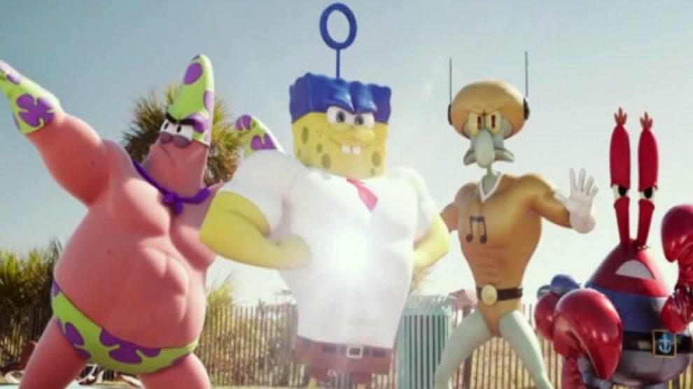 Prvi trejler za 3D Sunđer Bob film! [VIDEO]