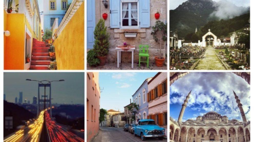 Instagram inspiracija: put oko sveta iz fotelje