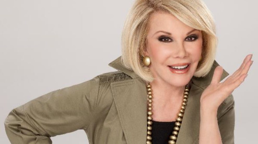 Joan Rivers preminula u 81. godini