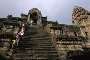 Najstrašnije stepenice na svetu!
