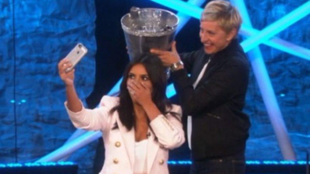 Ovako je izgledao ledeni izazov Kim Kardashian!