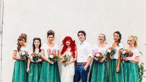 Najlepše Dizni venčanje