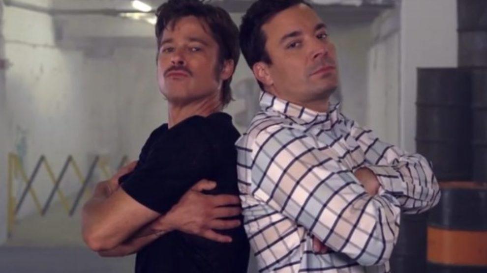 Ovako Brad Pitt igra breakdance! [VIDEO]