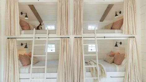 Kako izabrati krevet na sprat za dečiju sobu