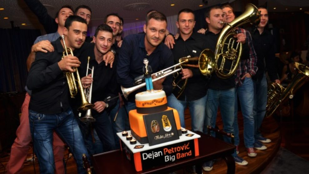 Promovisan CD Truba Libre Dejana Petrovića i Big Banda