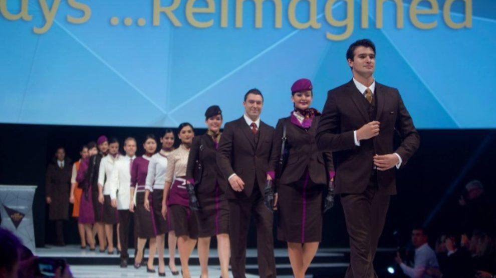 Nove uniforme Etihad Airwaysa