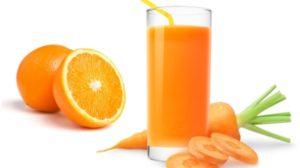 Detoks sok od šargarepe