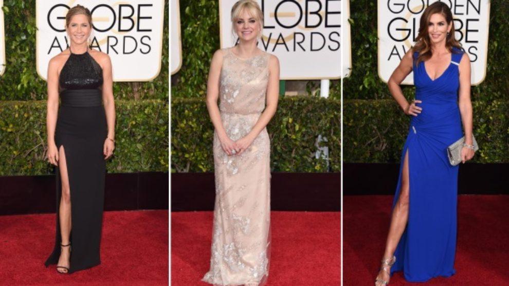 Golden Globes 2015 moda sa crvenog tepiha