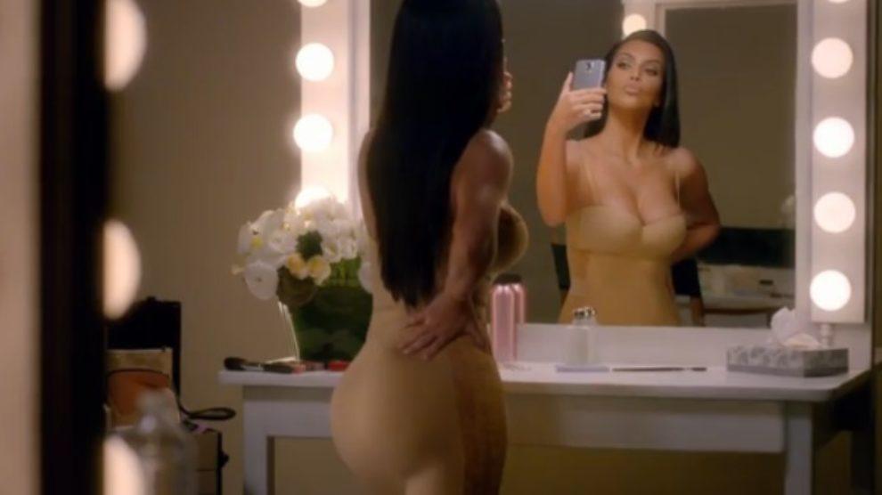 Kim Kardashian u Super Bowl reklami!