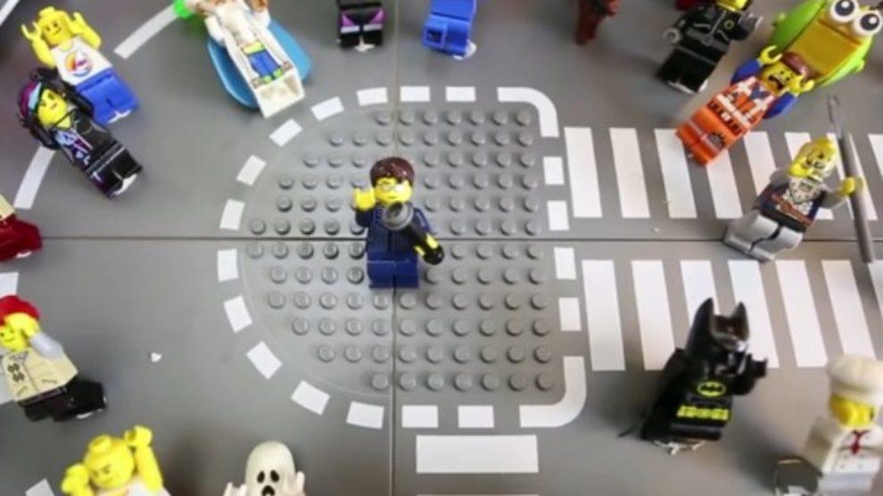 Lego reakcija na Oscar nominacije