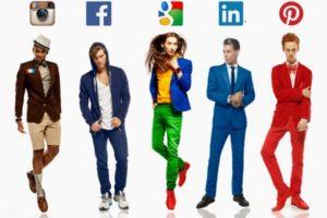 Muškarci kao društvene mreže