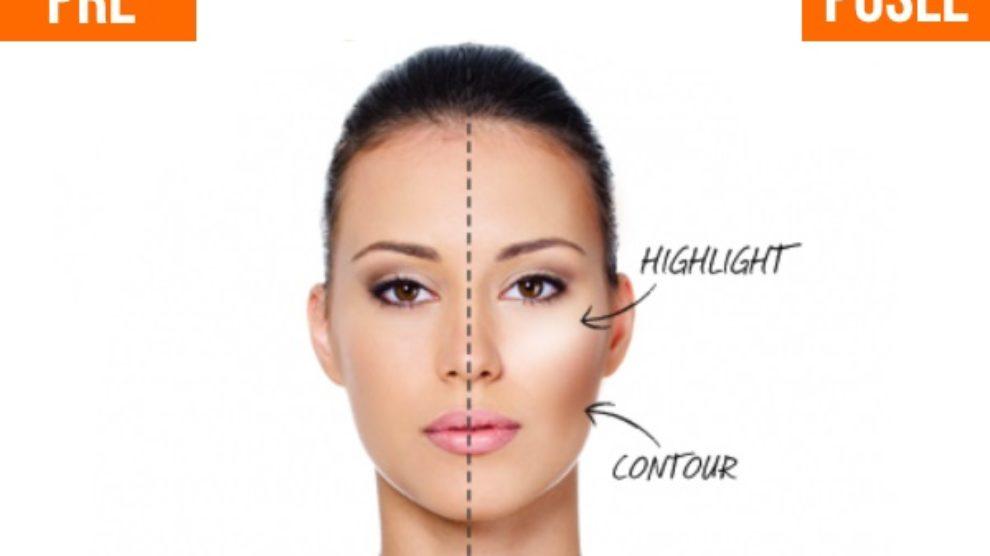 Saveti za senčenje lica