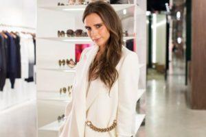 Victoria Beckham za Vogue