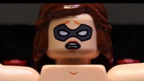 Lego i 50 nijansi sive
